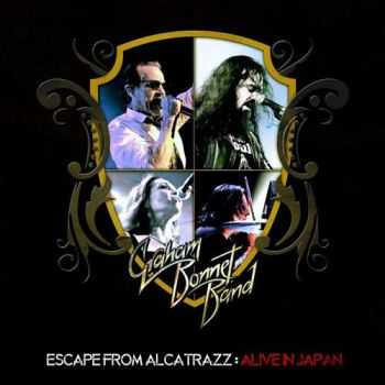 Graham Bonnet Band - Escape From Alcatrazz: Alive In Japan (EP) (2016)