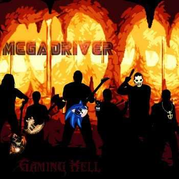Megadriver - Gaming Hell (2016)