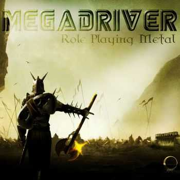 Megadriver - Role Playing Metal (2016)