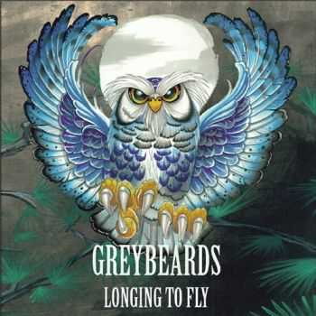 Greybeards - Longing To Fly (2015)