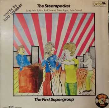 The Steampacket Feat. Rod Stewart - The First Supergroup (1979)