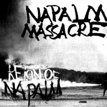 Napalm Massacre - Reign of Napalm EP (2016)