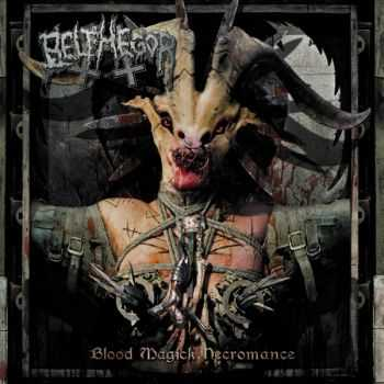 Belphegor - Blood Magick Necromance (2011) (LOSSLESS)