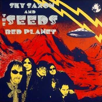 Sky Saxon & The Seeds - Red Planet (2004)