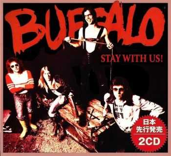 Buffalo - Stay With Us! (Compilation) (2015)