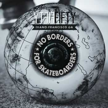 Fifty/Fifty - No Borders (2016)