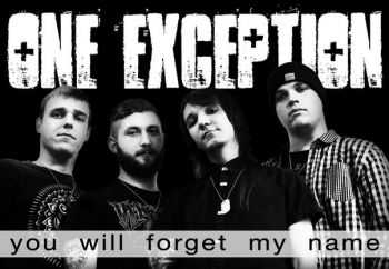 One Exception - You Will Forget My Name (2016)