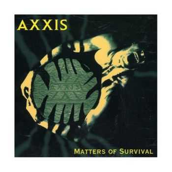 Axxis - Matters Of Survival (1995) Mp3+Lossless
