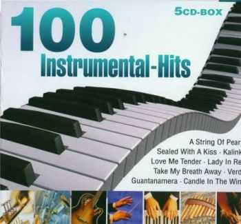 VA - 100 Instrumental Hits [5CD Box Set] 2008