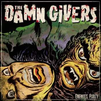 The Damn Givers - Enemies Party (EP) (2016)
