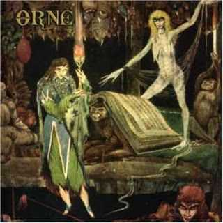 Orne - The Conjuration By The Fire (2006)