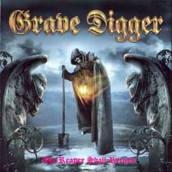 Grave Digger - The Reaper Shall Return (B-sides & Singles Collection) (2016)
