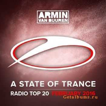A State Of Trance Radio Top 20: February (2016)