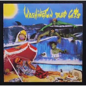 Washington Dead Cats - Gore A Billy Boogie (1988)