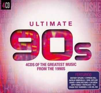 VA - Ultimate 90s: Great Music from the 1990s (4CD) 2015