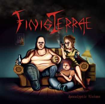 Finis Terrae - Apocalyptic Visions [ep] (2016)
