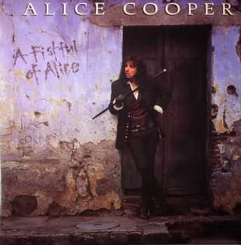 Alice Cooper - A Fistful Of Alice (Live) (1997) Mp3+Lossless