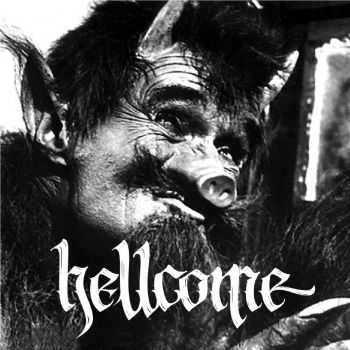 Hellcome – S/T (2016)