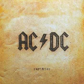 AC/DC  ‎–  Rarities (2011) lossless + mp3