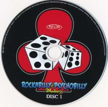 VA - Rockabilly & Psychobilly Madness (2011)