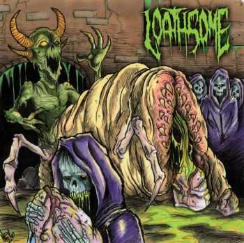 Loathsome - Born From Rot (2012)