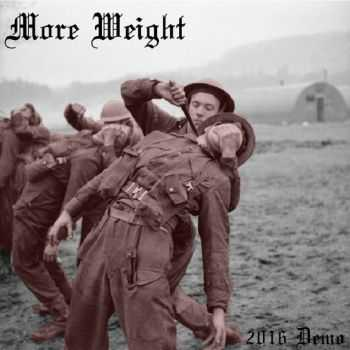 More Weight - Demo (2016)
