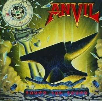 Anvil - Pound For Pound (1988)