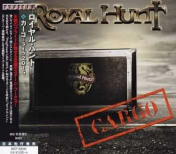Royal Hunt - Cargo (Japanese Edition) (2016) Live
