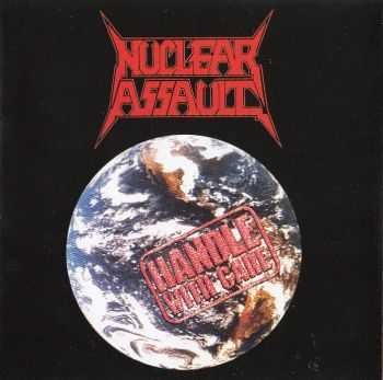 Nuclear Assault - Handle with Care (1989) LOSSLESS + MP3