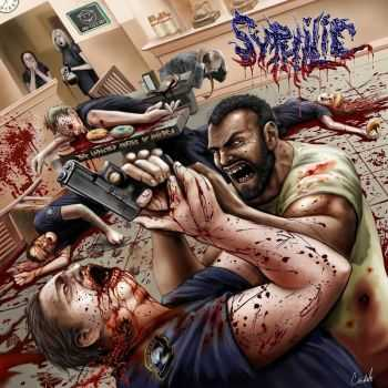 Syphilic - The Indicted States Of America (2016)