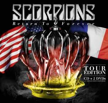 Scorpions - Return to Forever (Tour Edition) (2016)
