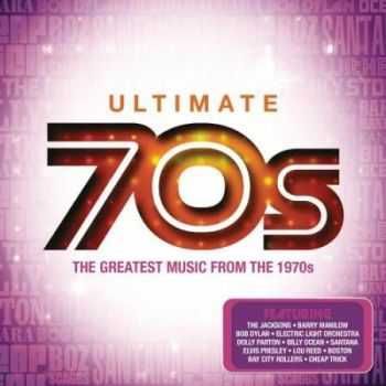 VA - Ultimate 70s: Great Music from the 1970s (4CD) 2015