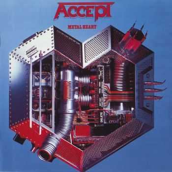 Accept - Metal Heart (1985) (Remastered 2002) Mp3+Lossless
