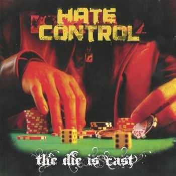 Hate Control - The Die Is Cast (2016)