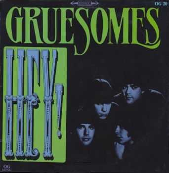 The Gruesomes - Hey! (1988)