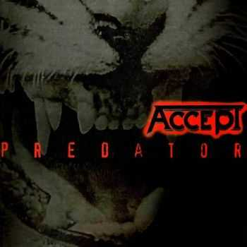 Accept - Predator (1996) Mp3+Lossless