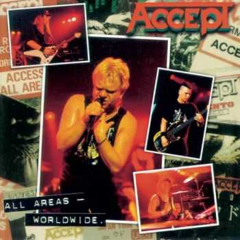 Accept - All Areas - Worlwide (1997) Mp3+Lossless