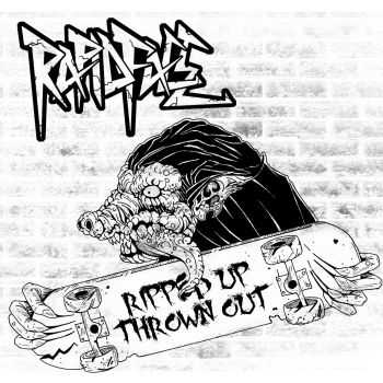 Rapid Face - Ripped Up, Thrown Out [ep] (2016)