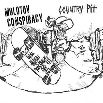 Molotov Conspiracy - Country Pit [ep] (2016)