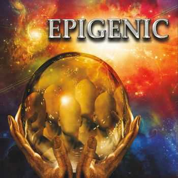 Epigenic - Galactic Meltdown (2016)