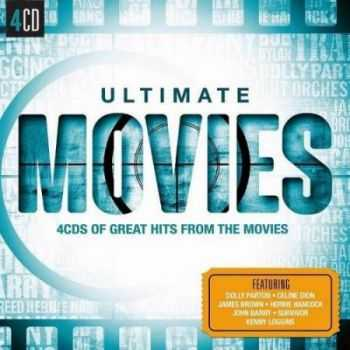 VA - Ultimate... Movies (4CDs Of Great Hits From The Movies) 2015