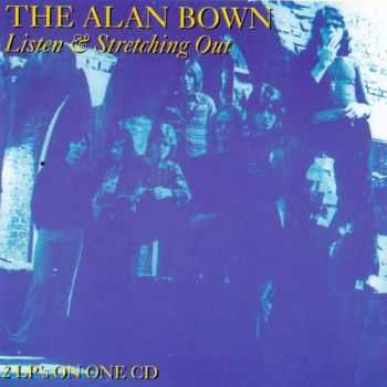 The Alan Bown - Listen / Stretching Out (1970/1971) [Reissue 1993] Lossless