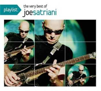 Joe Satriani - Playlist: The Very Best Of Joe Satriani (2010) Lossless