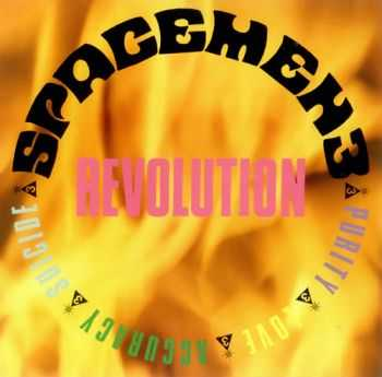 Spacemen 3 - Revolution 1988 (EP)