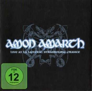Amon Amarth - Live At Laiterie 2016 (DVD5)