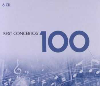 VA - 100 Best Concertos (6 CD Box-set) 2008