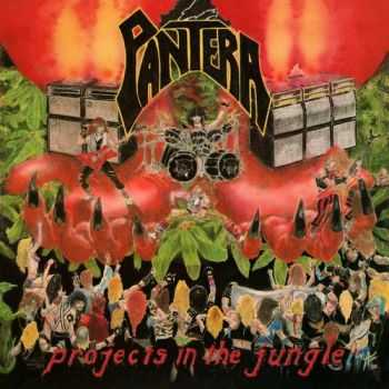 Pantera - Projects In The Jungle (1984)