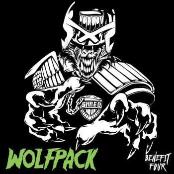 Wolfpack - Benefit Four [ep] (2016)