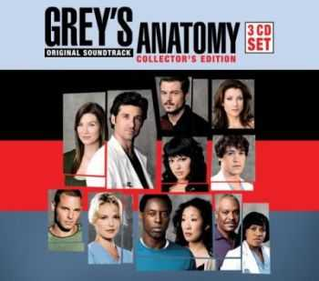 VA - Grey's Anatomy Volumes 1-3 Box Set (OST) 2007