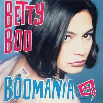 Betty Boo - Boomania (Japan Edition) (1991)